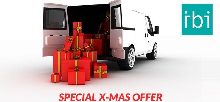 X-MAS offer 2017
