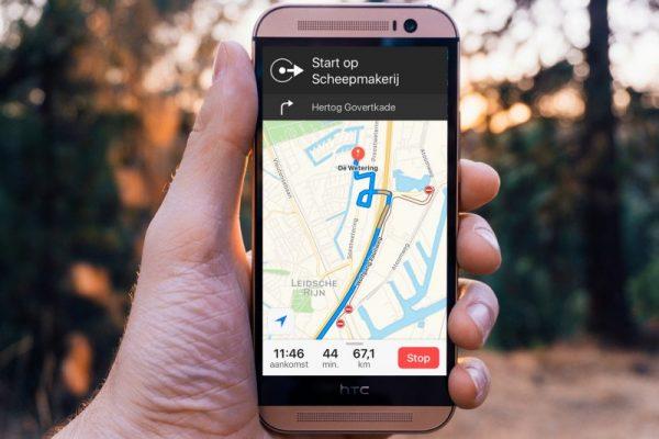 Navigatie - Bespaar tijd met IBI