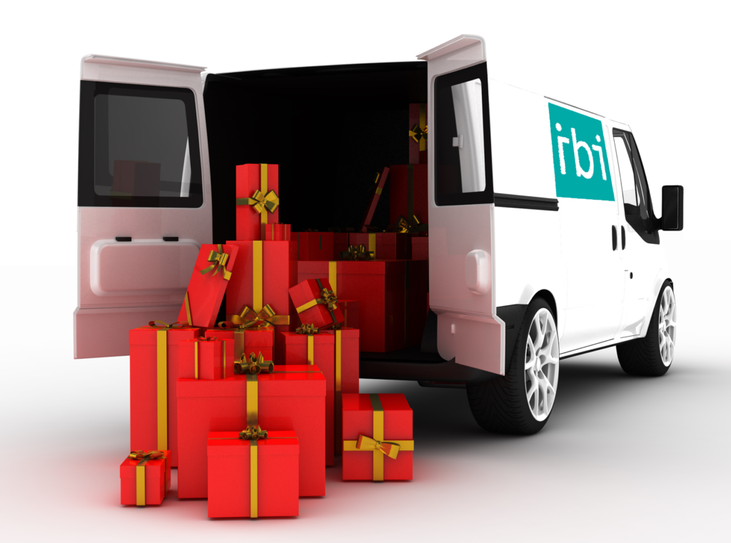 IBI package delivery