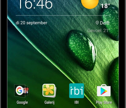 IBI voor Android