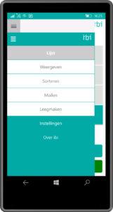 interface nieuw design
