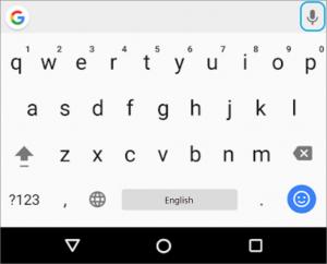 Sspeech regognition Android